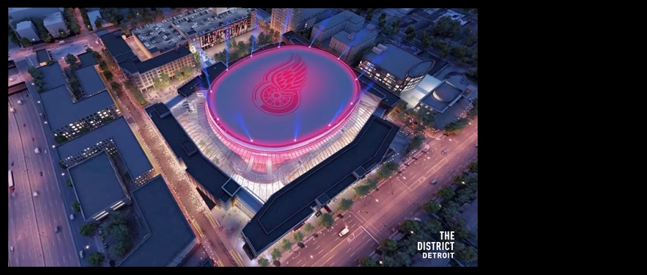 Detroit Red Wings New Arena Preview 111
