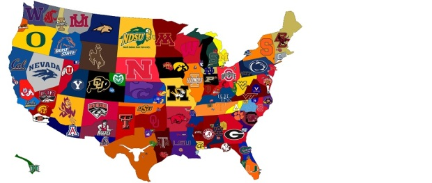 CollegeFootballWhite